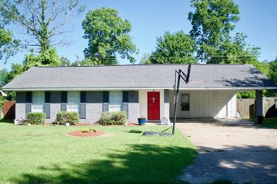 Vidalia Single Family Home For Sale: 306 Elm