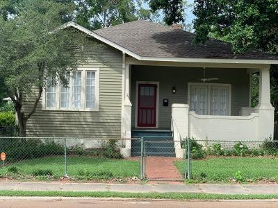 Natchez Single Family Home For Sale: 507 Madison Street