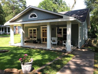 Natchez Single Family Home For Sale: 85 Mississippi Avenue