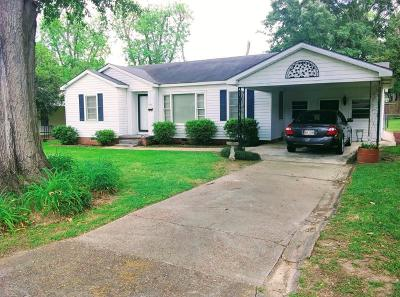 Natchez Single Family Home For Sale: 103 Laurel Ave