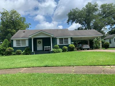 Natchez Single Family Home For Sale: 2757 Miller