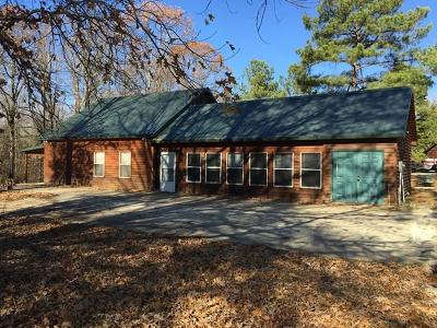 Oakland MS Single Family Home For Sale: $165,000