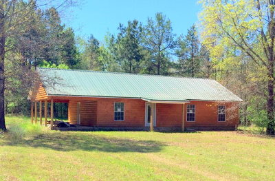 Bruce, Calhoun City, Derma, Abbeville, Banner, Batesville, Como, Taylor, Courtland, Crenshaw, Pope, Sardis, Charleston, Coffeeville, Oakland Single Family Home For Sale: 000 County Road 179