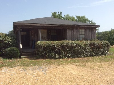 Bruce, Calhoun City, Derma, Abbeville, Banner, Batesville, Como, Taylor, Courtland, Crenshaw, Pope, Sardis, Charleston, Coffeeville, Oakland Commercial For Sale: 30122 Highway 32