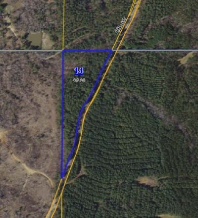 Oxford Residential Lots & Land For Sale: County Road 107