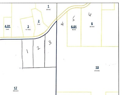Oxford Residential Lots & Land For Sale: Cr 424, Lot 3