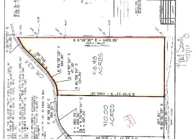 Oxford Residential Lots & Land For Sale: Cr 424