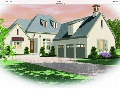 Oxford Single Family Home For Sale: Lot 50 Fazio