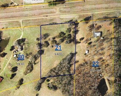 Oxford Residential Lots & Land For Sale: Hwy 6 West