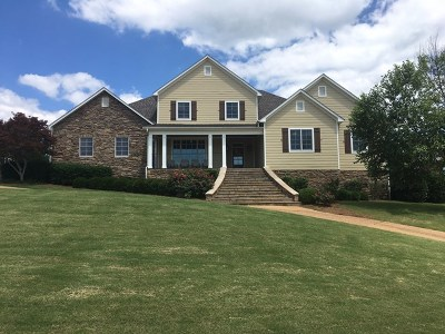 Oxford Single Family Home For Sale: 603 Thrasher Pointe