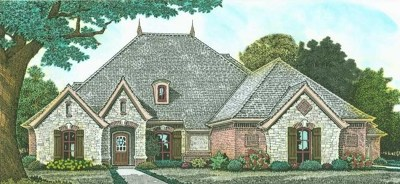 Single Family Home For Sale: 12024 Water Ridge