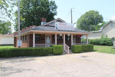 Water Valley Commercial For Sale: 903 Central