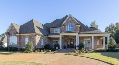Oxford Single Family Home For Sale: 12005 Water Ridge Drive