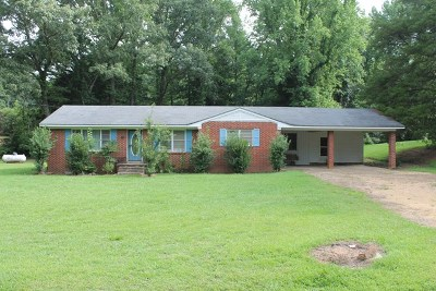 Water Valley Single Family Home For Sale: 815 Blackmur Drive