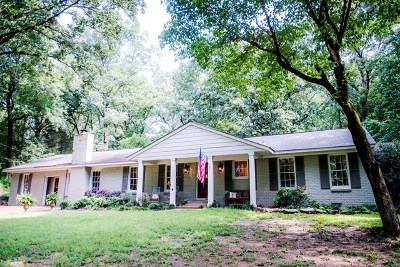 Oxford Single Family Home For Sale: 611 Park Drive