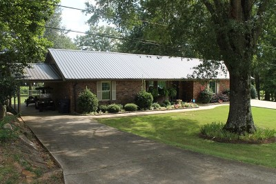 Water Valley Single Family Home For Sale: 721 Market Street
