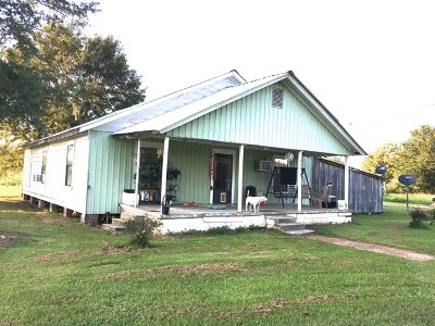 Coffeeville Single Family Home For Sale: 3179 Hwy 330