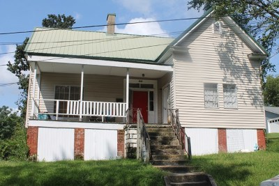 Yalobusha County Single Family Home For Sale: 205 Crosby Street
