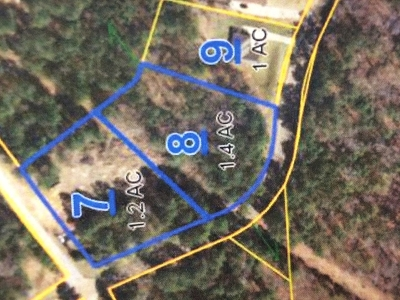 Oxford Residential Lots & Land For Sale: 000 Cr 224 (Timberlake Dr)