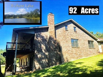 Single Family Home For Sale: 4435 Sardis Lake Drive