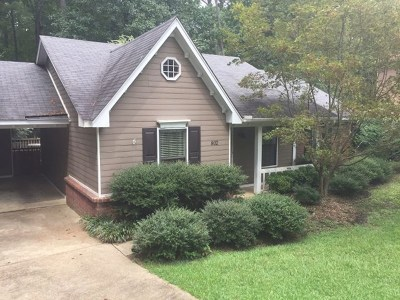 Oxford Single Family Home For Sale: 802 Nelly Lane