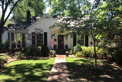 Oxford Single Family Home For Sale: 814 Lincoln Ave