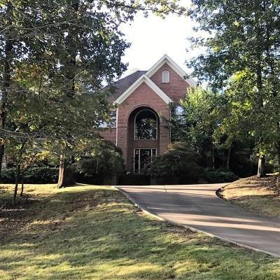 Oxford Single Family Home For Sale: 3883 Majestic Oaks