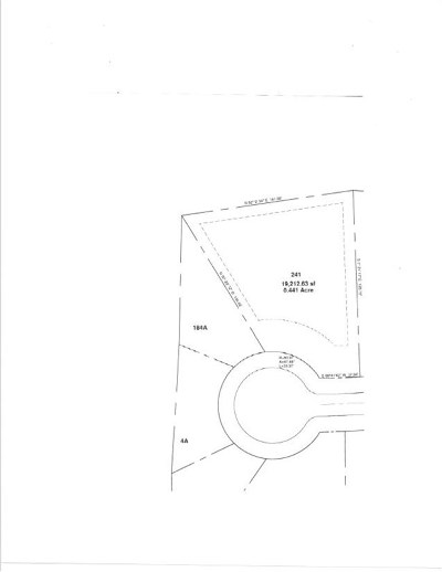 Oxford Residential Lots & Land For Sale: 5006 Bluff Cove
