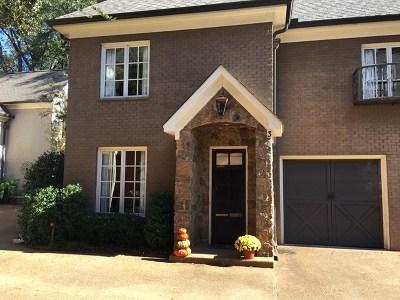 Oxford Single Family Home For Sale: 1755 Jackson Avenue East #3