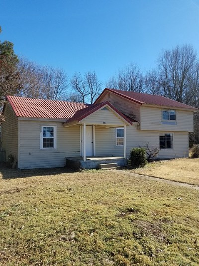 Bruce, Calhoun City, Derma, Abbeville, Banner, Batesville, Como, Taylor, Courtland, Crenshaw, Pope, Sardis, Charleston, Coffeeville, Oakland Single Family Home For Sale: 760 Tubbs Road