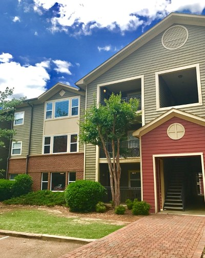 Oxford Single Family Home For Sale: 2100 Old Taylor Road Unit 107b