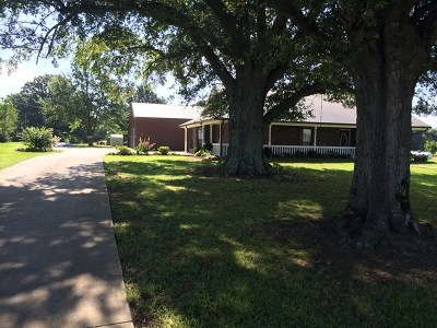Oxford Single Family Home For Sale: 486 Cr 215