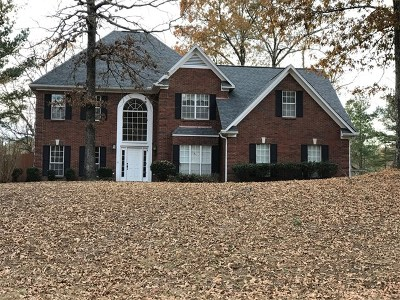 Oxford Single Family Home For Sale: 304 Woodland Hills Drive