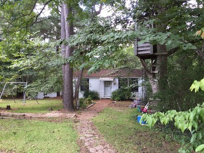 Yalobusha County Single Family Home For Sale: 11611 Hwy 51