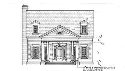 Oxford Single Family Home For Sale: Lot 43 Fieldstone Lane