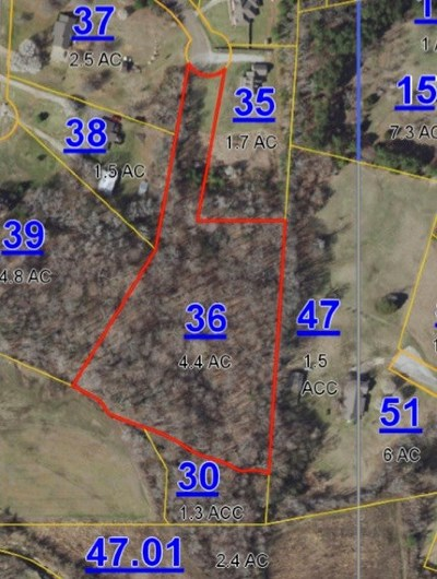 Oxford Residential Lots & Land For Sale: Tbd Cr 3030