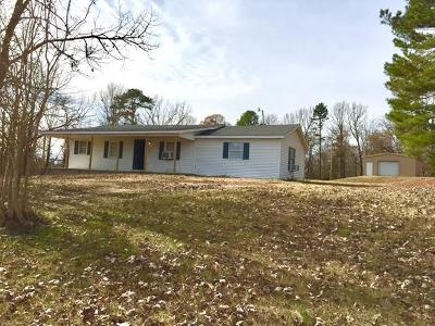 Water Valley Single Family Home For Sale: 5594 Hwy 32