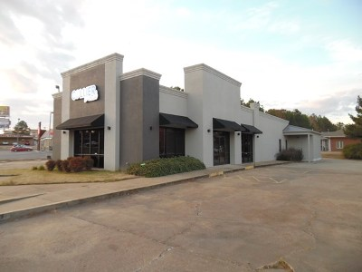 Bruce, Calhoun City, Derma, Abbeville, Banner, Batesville, Como, Taylor, Courtland, Crenshaw, Pope, Sardis, Charleston, Coffeeville, Oakland Commercial For Sale: 167 Lakewood Drive