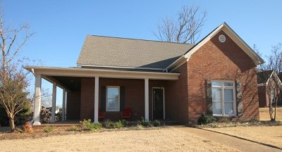 Oxford Single Family Home For Sale: 112 Oxmoor