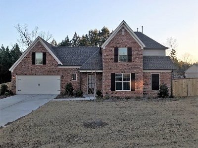 Oxford Single Family Home For Sale: 123 Lakes Drive South