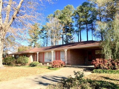 Bruce, Calhoun City, Derma, Abbeville, Banner, Batesville, Como, Taylor, Courtland, Crenshaw, Pope, Sardis, Charleston, Coffeeville, Oakland Single Family Home For Sale: 402 Beadle Street