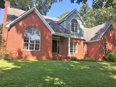 Oxford Single Family Home For Sale: 731 Shady Oaks Circle