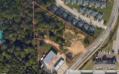 Oxford Residential Lots & Land For Sale: 00 Cr 303
