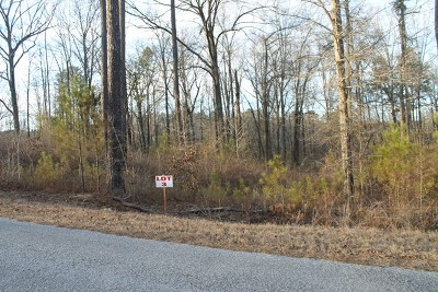 Water Valley Residential Lots & Land For Sale: Lot 3 Oakley Dr