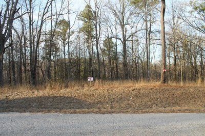 Water Valley MS Residential Lots & Land For Sale: $17,900