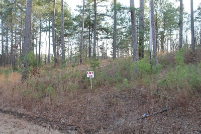 Water Valley Residential Lots & Land For Sale: Lot 12 Oakley Dr
