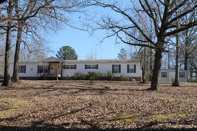 Yalobusha County Single Family Home For Sale: 222 Cr 102