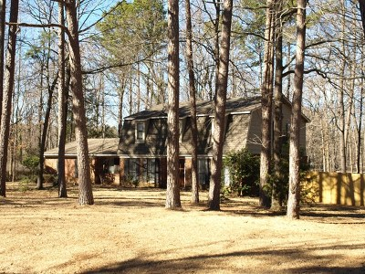 Oxford Single Family Home For Sale: 144 Lakeway Drive
