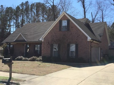 Lafayette County Single Family Home For Sale: 116 Yocona Ridge Road