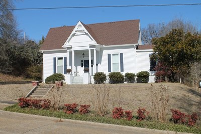 Yalobusha County Single Family Home For Sale: 118 Dupuy Street